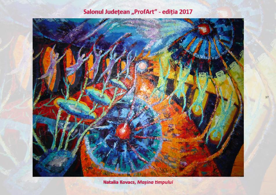 """Salonul județean """"Profart"""" 2017"""